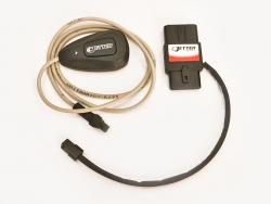 HONDA CIVIC (2007→2011г.в.) - JETTER HON I с проводным брелоком управления