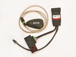 OPEL MERIVA (LHD) (2002→2010г.в.) - JETTER OPL с проводным брелоком управления