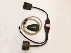 OPEL ANTARA (с 2007г.в.) - JETTER CHE с проводным брелоком управления