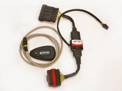 ГАЗ ГАЗель Бизнес (с 2011 г.в.) - JETTER GZN с проводным брелоком управления