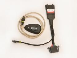 JAGUAR XK (c 05/2006 по 2009 г.в.) - JETTER VPA с проводным брелоком управления
